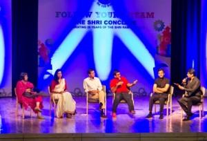 Shri Conclave panel