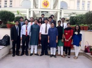 Aravali delegation
